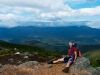 AT - New Hampshire,View on Mt Washington,Yves is Exhausted,Day 84